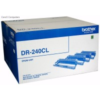 Brother DR240CLCMY Colour Drum (Single)