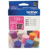 Brother LC133M Magenta Ink Cartridge