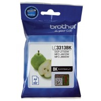 Brother LC3313BK  High Yield Black Ink Cartridge