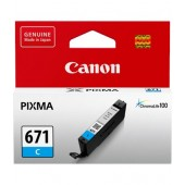 Canon CLI671C Cyan Ink Cartridge