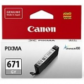 Canon CLI671GY Grey Ink Cartridge