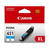 Canon CLI671XLC Cyan High Yield Ink Cartridge