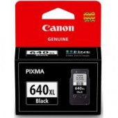 Canon PG640XL Black High Yield Ink Cartridge