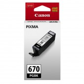 Canon PGI670 Black Ink Cartridge