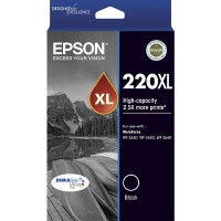 Epson 220XL Black DuraBrite Ink Cartridge