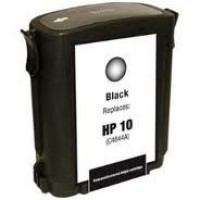HP 10 Compatible Black Cartridge