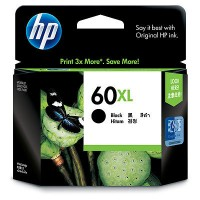 HP 60XL High Yield Black Ink Cartridge
