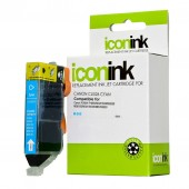 Compatible Icon Canon CLi-526 Cyan Ink Cartridge