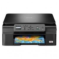 Brother DCPJ152W Inkjet Multifuction Printer