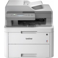 Brother DCPL3551CDW 18ppm Colour Laser MFC Printer