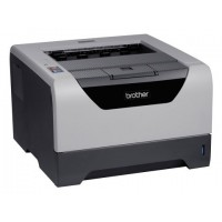 Brother HL5370DW A4 Mono Laser Printer - Wireless