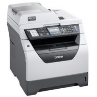 Brother MFC8370DN Mono Multifunction Printer