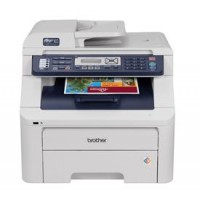 Brother MFC9320CW Multifunction Colour Laser Wireless Printer
