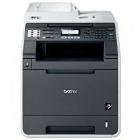 Brother MFC9460CDN Multifunction Colour Laser Printer