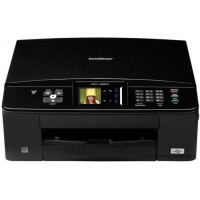Brother MFCJ430W Multifunction InkJet Wireless Printer