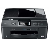 Brother MFCJ625DW Multifunction Inkjet Wireless Printer