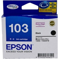Epson 103 Extra High Capacity Ink Cartridge - Black