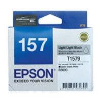 Epson 157 Light Light Black UltraChrome Ink Cartridge (T1579)
