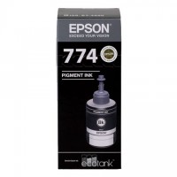 Epson EcoTank T774 Black Pigment Ink Bottle