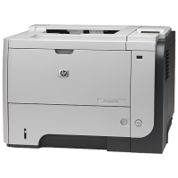 HP LaserJet P3015DN A4 Mono Printer