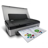 HP OfficeJet 100 Mobile A4 InkJet Printer