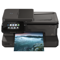 HP Photosmart 7520 A4 InkJet Multifunction Printer