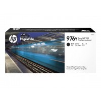 HP 976Y Black Extra High Yield PageWide Ink Cartridge