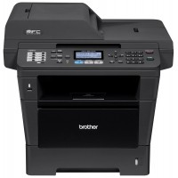 Brother MFC8910DW A4 40ppm Mono Laser MFP - Wireless