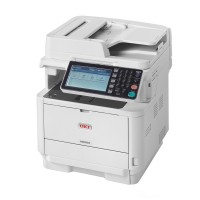 Oki MB562 45ppm A4 Mono Laser Multi-Function Printer