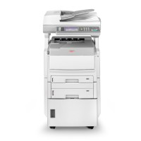 Oki MC860CDTN A3 Colour Laser MFP