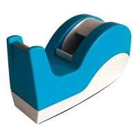 Dixon Tape Dispenser Blue And White Large 66m