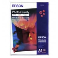 Epson A4 102gsm Photo Quality Inkjet Paper Pkt 100