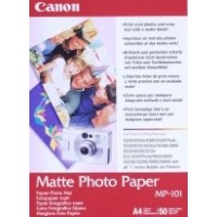Canon MP-101 A4 Matte 170gsm Photo Paper - 50 Sheets