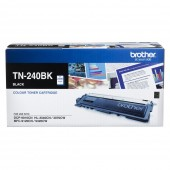 Brother TN240BK Black Toner Cartridge