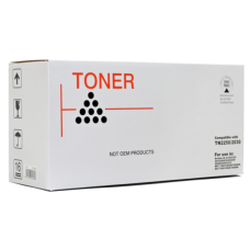 Compatible Icon Brother TN2250/TN2030 Black Toner Cartridge