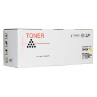 Compatible Icon HP 305A Yellow Toner Cartridge (CE412A)