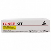 Compatible Icon Fuji Xerox CP305 Yellow Toner Cartridge (CT201635)
