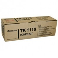 Kyocera TK1119 Black Laser Toner Cartridge