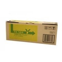 Kyocera Colour Laser FSC5150 Toner - Yellow