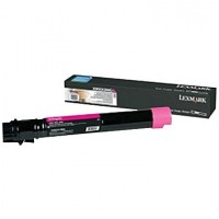 Lexmark X950X2 Magenta Extra High Yield Laser Toner Cartridge