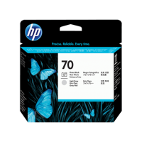 HP 70 Photo Black/Light Grey Printhead