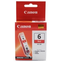 Canon BCI6R Red Ink Cartridge