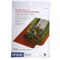 Epson 5x7 Photo Glossy Paper Pkt 20