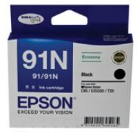 Epson 91N Ink Cartridge - Black