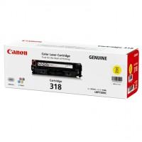 Canon CART318Y Yellow Toner