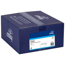 CROXLEY ENVELOPE DLE MANILLA SEAL EASI BOX 500