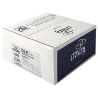 DLE WHITE RECYCLED SEAL EASI 80GSM NON WINDOW BOX 500 60% RECYCLED PAPER