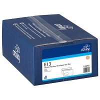 CROXLEY ENVELOPE E13 MANILLA WINDOW SEAL EASI BOX 500