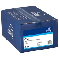 CROXLEY ENVELOPE C5E WINDOW FSC MIX CREDIT SEAL EASI WALLET BOX 250