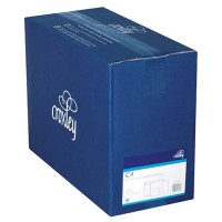 CROXLEY ENVELOPE C4 WINDOW FSC MIX CREDIT PEEL & SEAL WALLET BOX 250